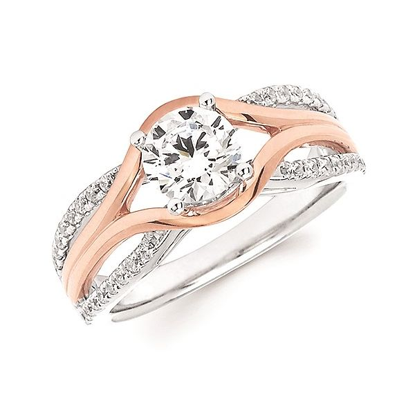Semi-mount Engagement Ring Cravens & Lewis Jewelers Georgetown, KY
