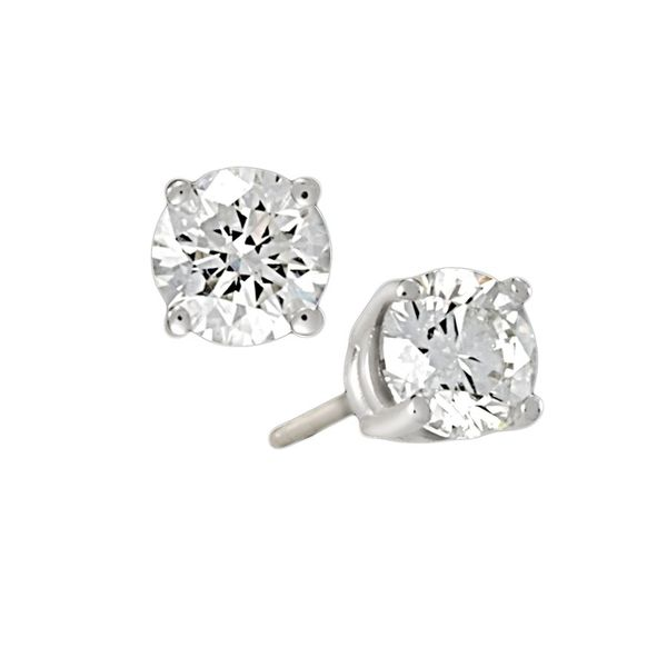 Diamond Earrings Cravens & Lewis Jewelers Georgetown, KY