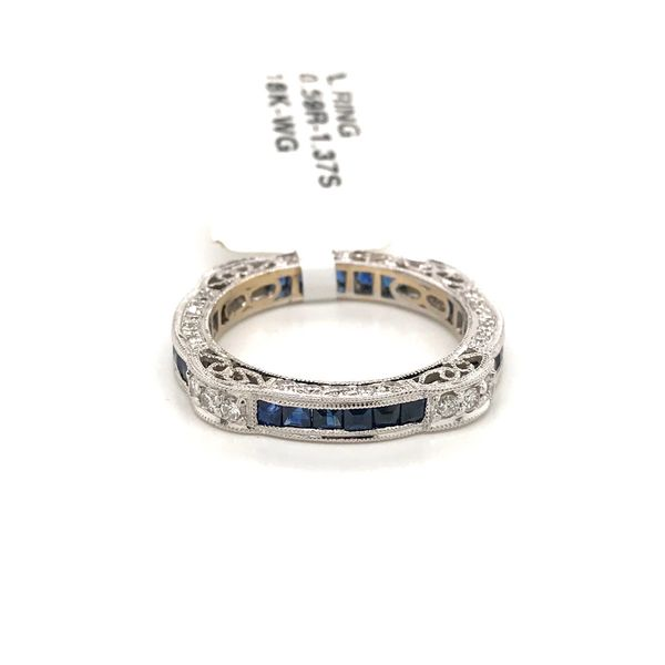 18k White Gold Eternity Style Ring David Douglas Diamonds & Jewelry Marietta, GA