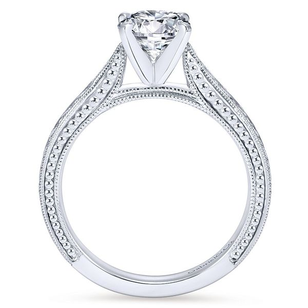 Diamond Engagement Ring Image 2 David Scott Fine Jewelry Panama City Beach, FL
