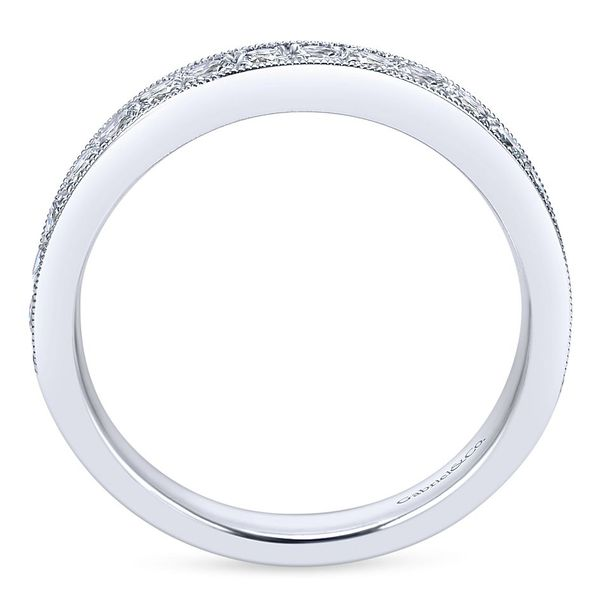 Women's Diamond Wedding Band Image 2 David Scott Fine Jewelry Panama City Beach, FL