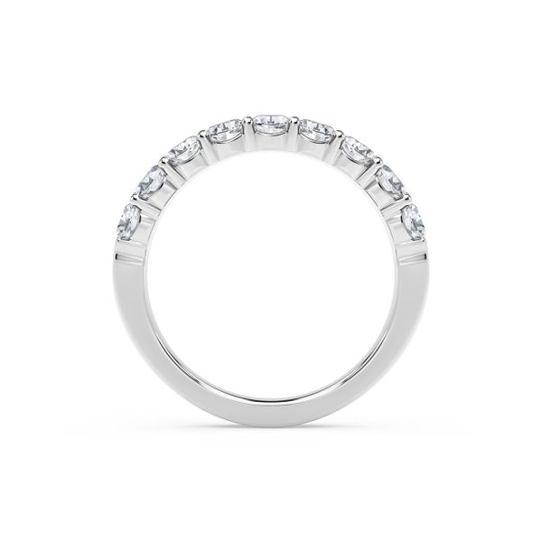 Forevermark Platinum Nine Diamond Band Image 3 David Scott Fine Jewelry Panama City Beach, FL