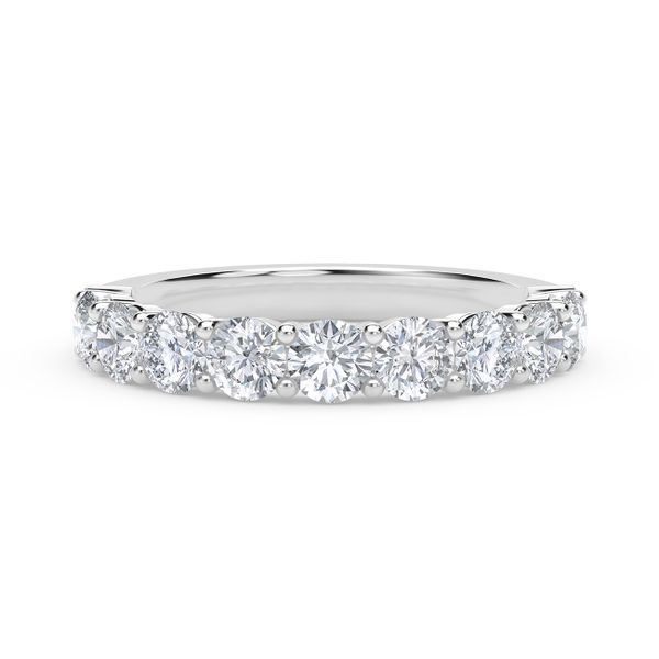Forevermark Platinum Nine Diamond Band David Scott Fine Jewelry Panama City Beach, FL