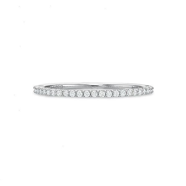 Women's Diamond Wedding Band David Scott Fine Jewelry Panama City Beach, FL
