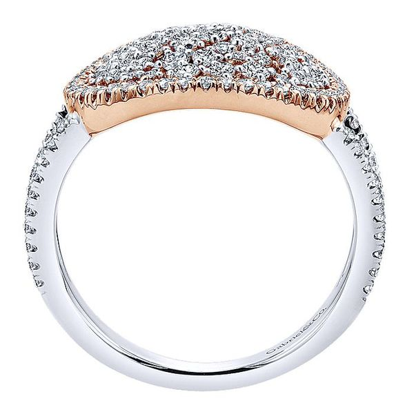 Women's Diamond Ring Image 2 David Scott Fine Jewelry Panama City Beach, FL