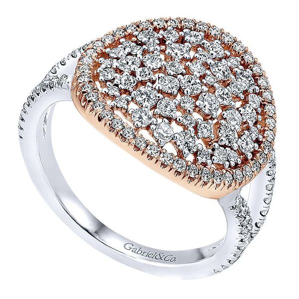 Women's Diamond Ring Image 3 David Scott Fine Jewelry Panama City Beach, FL