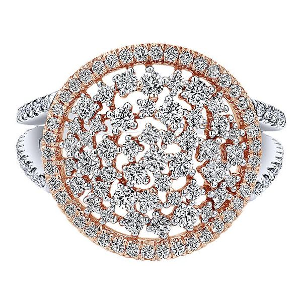 Women's Diamond Ring David Scott Fine Jewelry Panama City Beach, FL