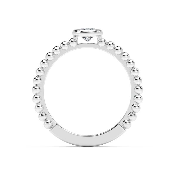 Forevermark Tribute Collection Diamond Stackable Ring Image 3 David Scott Fine Jewelry Panama City Beach, FL