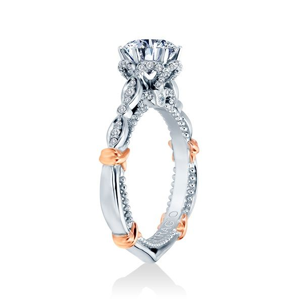 Verragio Parisian Collection Engagement Ring Image 2 David Scott Fine Jewelry Panama City Beach, FL