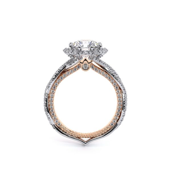 Verragio Couture Halo Engagement Ring Image 2 David Scott Fine Jewelry Panama City Beach, FL