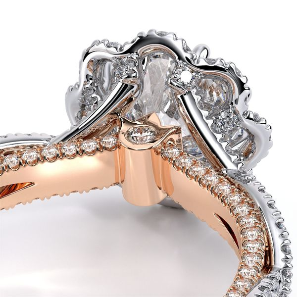 Verragio Couture Halo Engagement Ring Image 5 David Scott Fine Jewelry Panama City Beach, FL