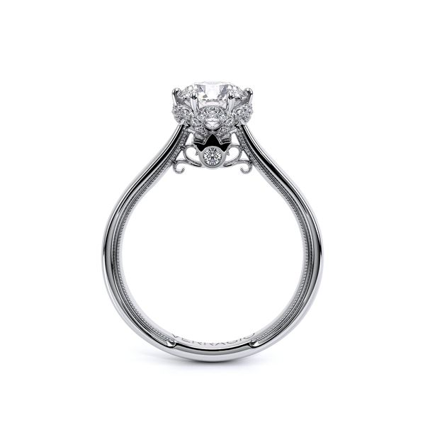 Verragio Renaissance Collection Solitaire Engagement Ring Image 2 David Scott Fine Jewelry Panama City Beach, FL