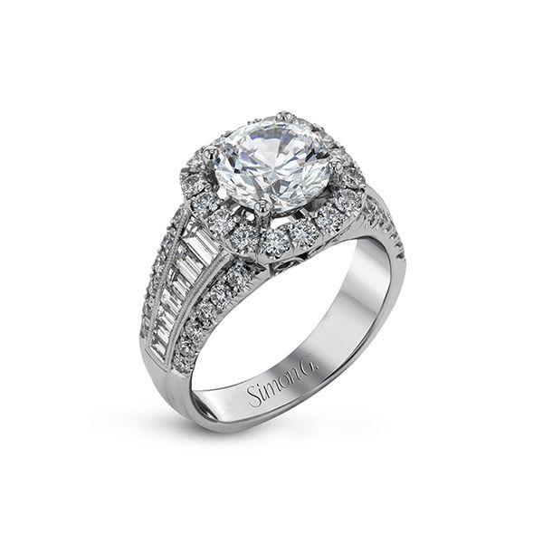Engagement Ring David Scott Fine Jewelry Panama City Beach, FL