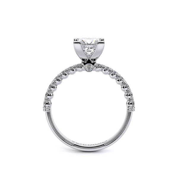Verragio Renaissance Collection White Gold Semi-Mount Engagement Ring Image 2 David Scott Fine Jewelry Panama City Beach, FL
