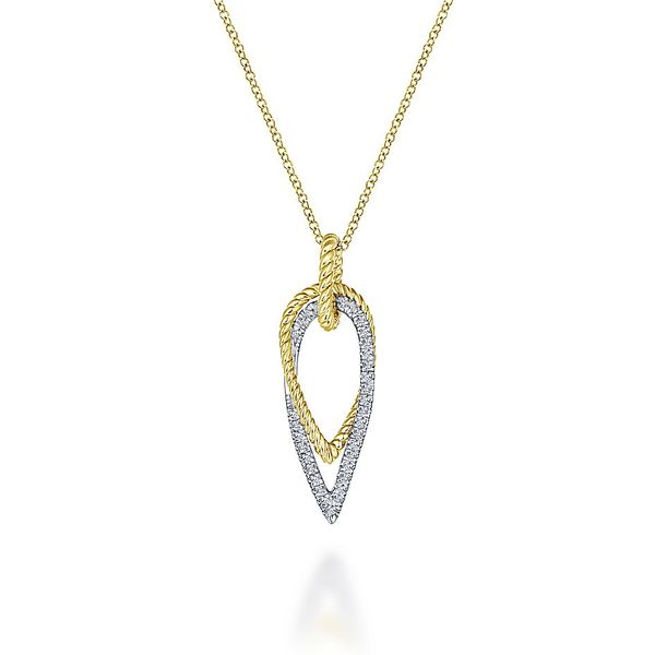 Diamond Pendant David Scott Fine Jewelry Panama City Beach, FL
