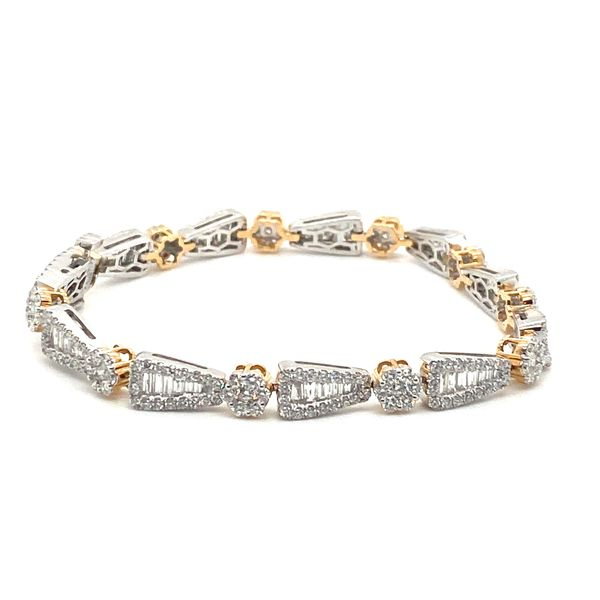 Diamond Bracelet David Scott Fine Jewelry Panama City Beach, FL