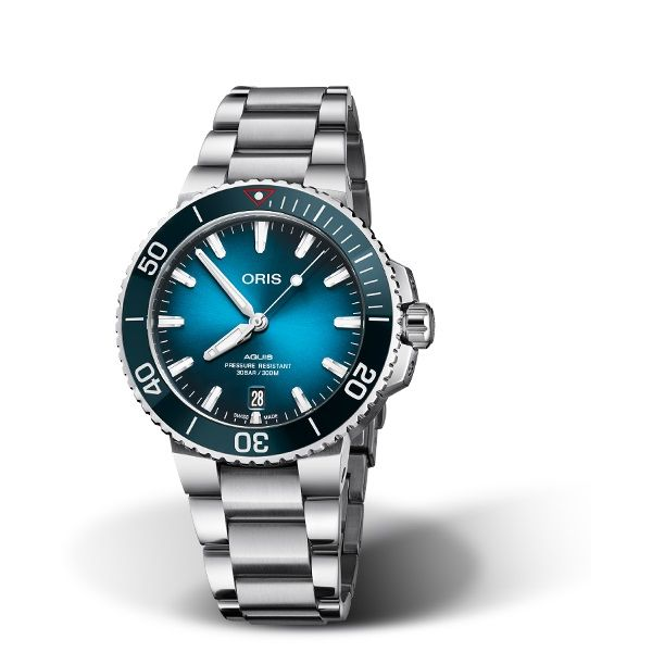 Oris Clean Ocean Limited Edition David Scott Fine Jewelry Panama City Beach, FL