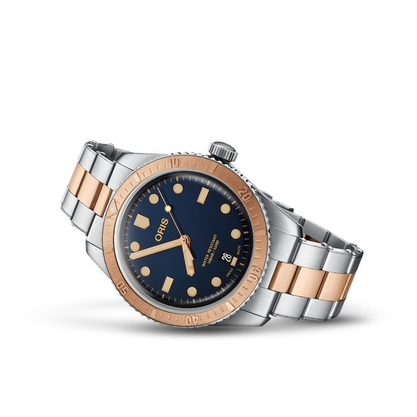 Oris Divers Sixty-Five Image 2 David Scott Fine Jewelry Panama City Beach, FL