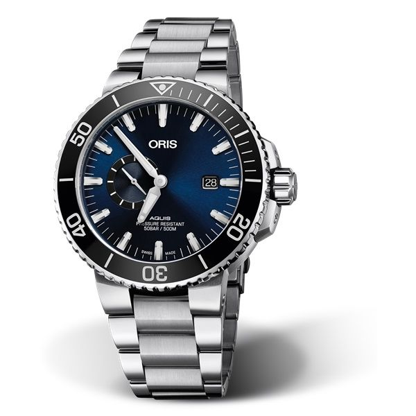 Oris Aquis Small Second, Date David Scott Fine Jewelry Panama City Beach, FL