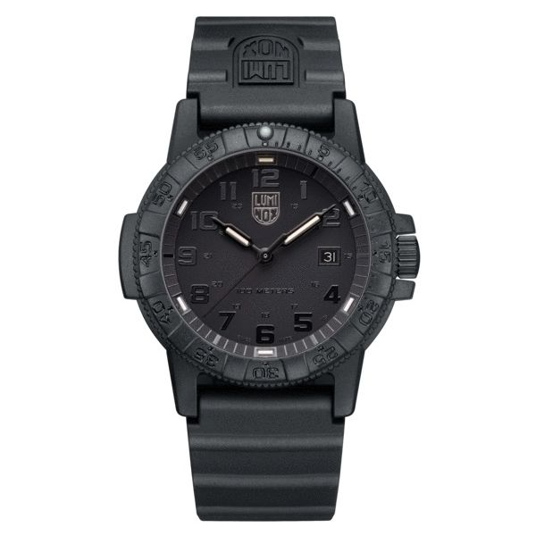 Luminox Leatherback SEA Turtle Giant Blackout David Scott Fine Jewelry Panama City Beach, FL