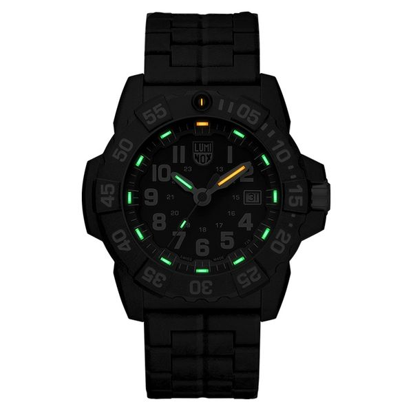 Luminox Navy SEAL Image 2 David Scott Fine Jewelry Panama City Beach, FL
