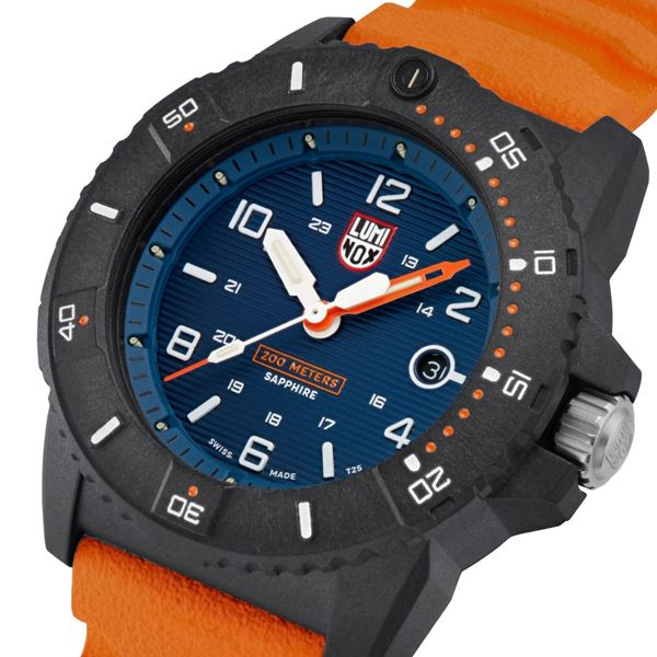 Luminox Navy SEAL Image 3 David Scott Fine Jewelry Panama City Beach, FL