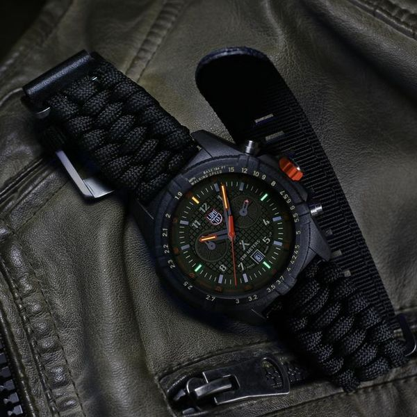 Luminox Bear Grylls Survival Land Series Image 5 David Scott Fine Jewelry Panama City Beach, FL