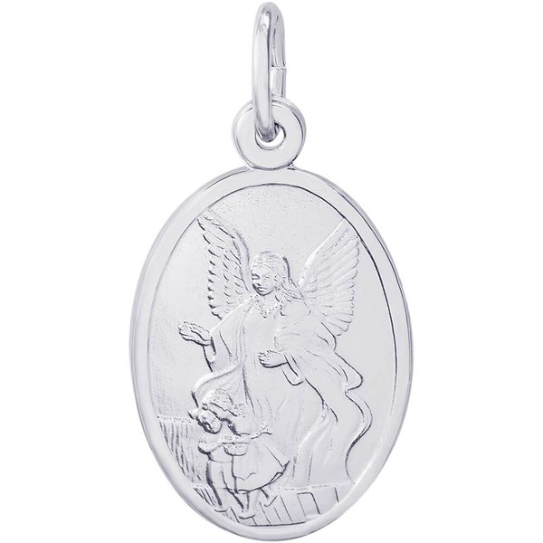 Rembrandt Guardian Angel Charm David Scott Fine Jewelry Panama City Beach, FL