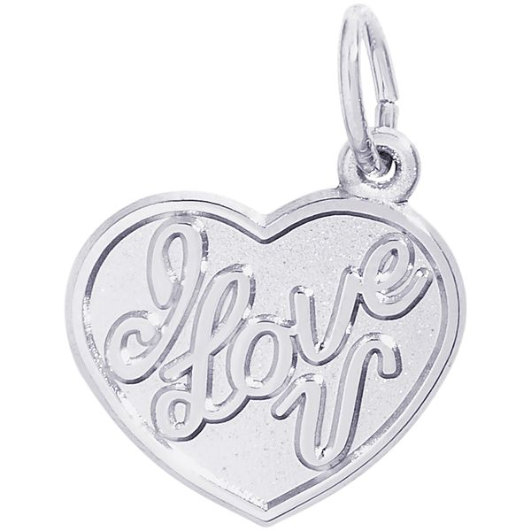 Rembrandt I Love You Charm David Scott Fine Jewelry Panama City Beach, FL