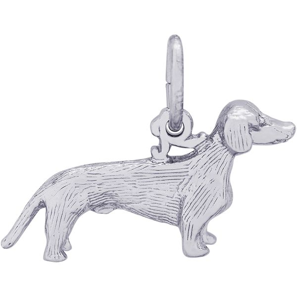Rembrandt Dachshund Dog Charm David Scott Fine Jewelry Panama City Beach, FL