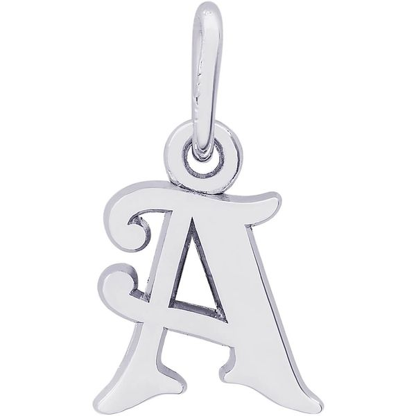 Rembrandt Initial A Charm David Scott Fine Jewelry Panama City Beach, FL