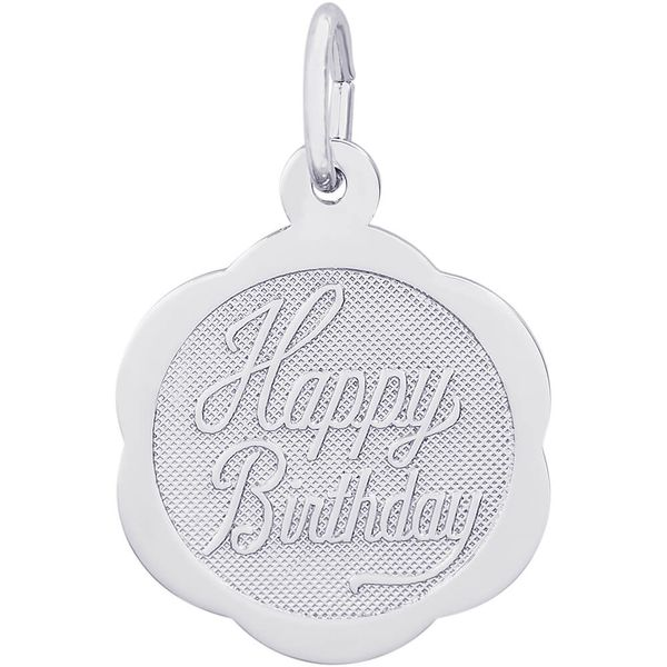 Rembrandt Happy Birthday Charm David Scott Fine Jewelry Panama City Beach, FL