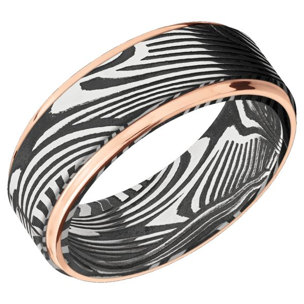 Alternative Metal Wedding Band David Scott Fine Jewelry Panama City Beach, FL