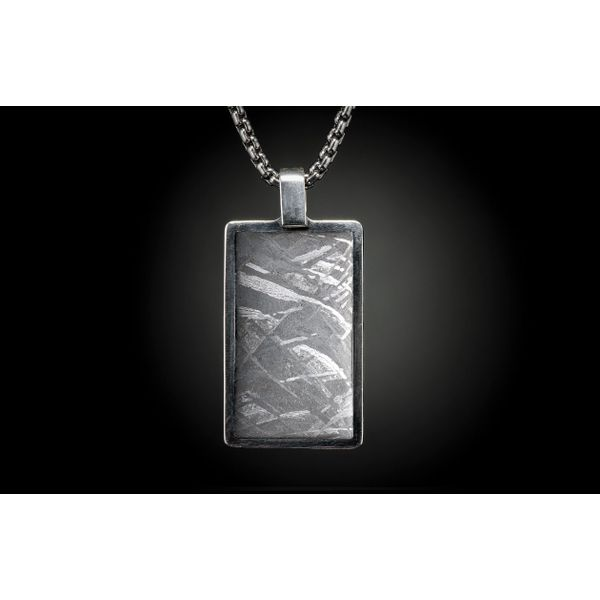 William Henry 'Meteorite Pinnacle' Pendant Image 2 David Scott Fine Jewelry Panama City Beach, FL