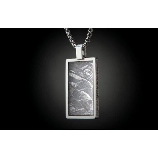 William Henry 'Meteorite Pinnacle' Pendant David Scott Fine Jewelry Panama City Beach, FL
