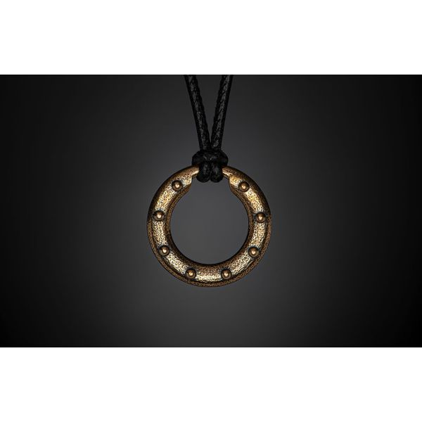 William Henry 'Bronze Orbit' Eyeglass Pendant David Scott Fine Jewelry Panama City Beach, FL