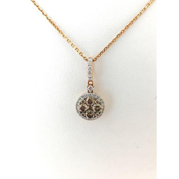 Pendants 001 230 00191 14kr Diamond Necklaces Diamond Jewelers
