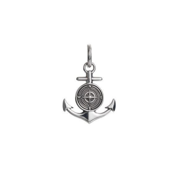 Large Rowe's Wharf Anchor Pendant Dickinson Jewelers Dunkirk, MD