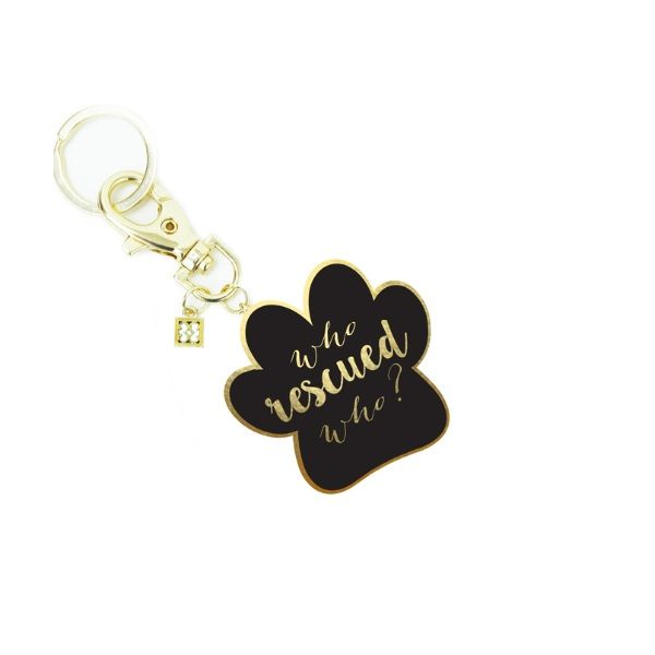 Pawprint Keychain Dickinson Jewelers Dunkirk, MD