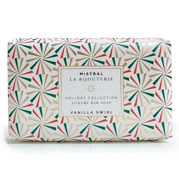 Vanilla Swirl Holiday Jewels Bar Soap Dickinson Jewelers Dunkirk, MD