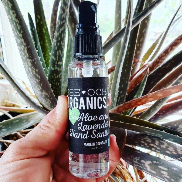 Organic Lavender And Aloe Hand Sanitizer Spray Dickinson Jewelers Dunkirk, MD