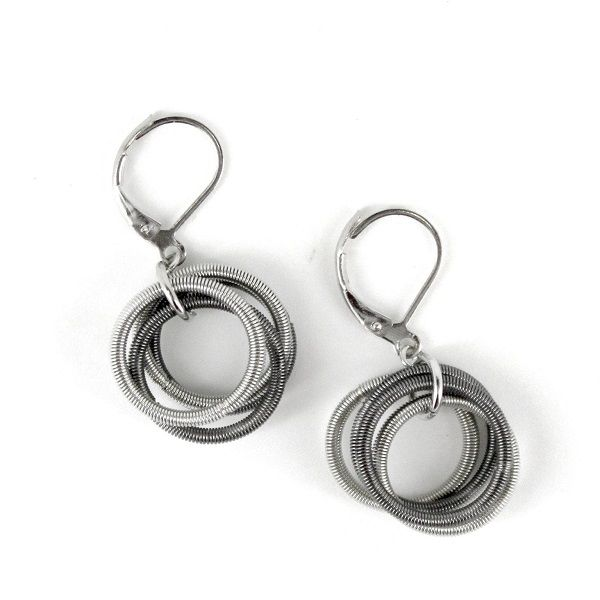 Piano Wire Earrings Dickinson Jewelers Dunkirk, MD