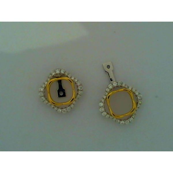 DIAMOND EARRING JACKETS Discovery Jewelers Wintersville, OH