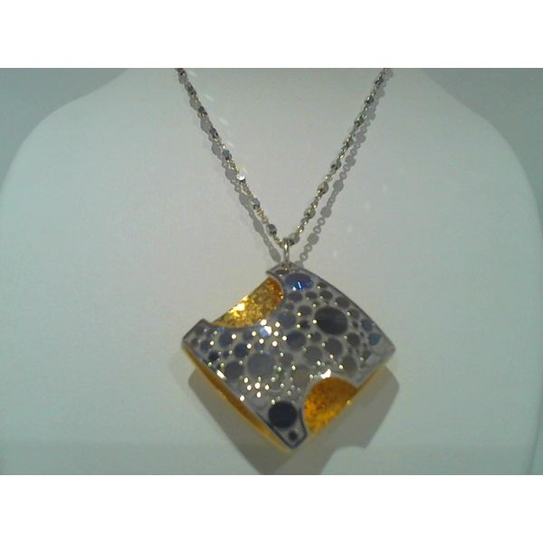 Duclos Pendant no stones Discovery Jewelers Wintersville, OH