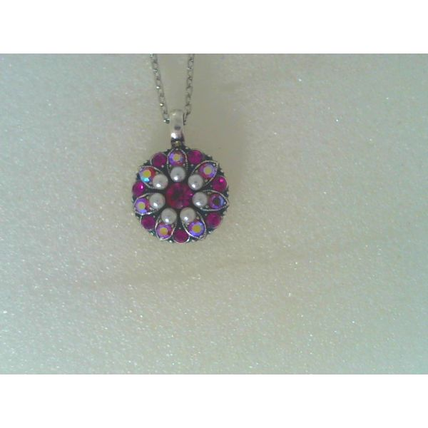 Plated Base Metal w/ Swarovski Crystals Discovery Jewelers Wintersville, OH
