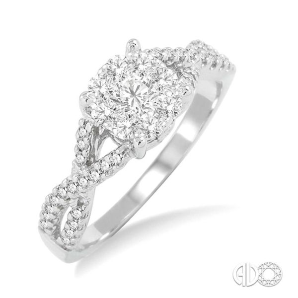 Diamond Ring Doland Jewelers, Inc. Dubuque, IA