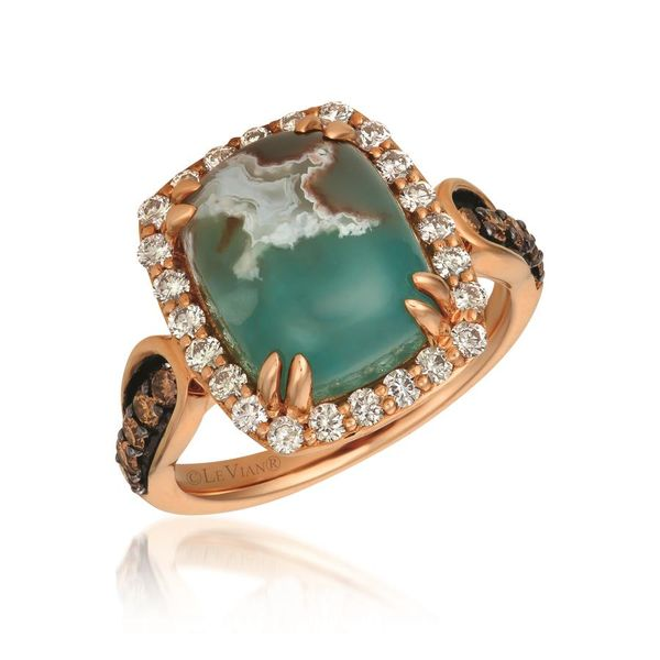 Gemstone Ring Doland Jewelers, Inc. Dubuque, IA