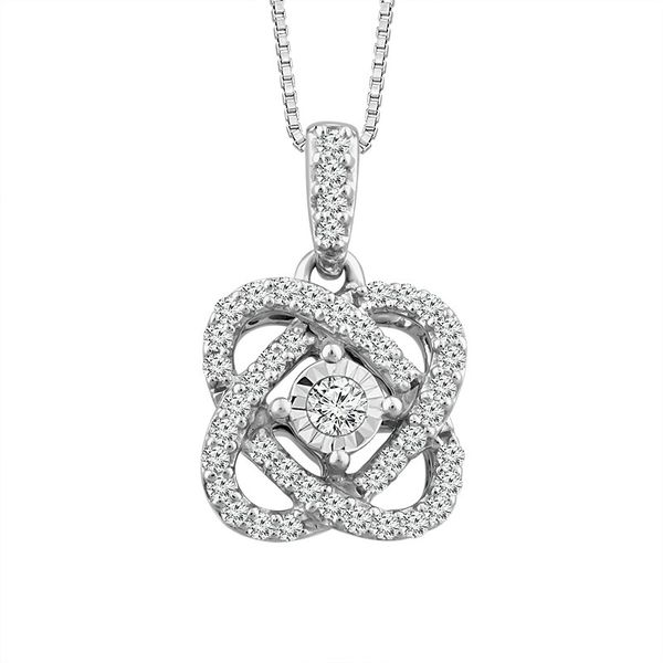 Diamond Pendant Doland Jewelers, Inc. Dubuque, IA