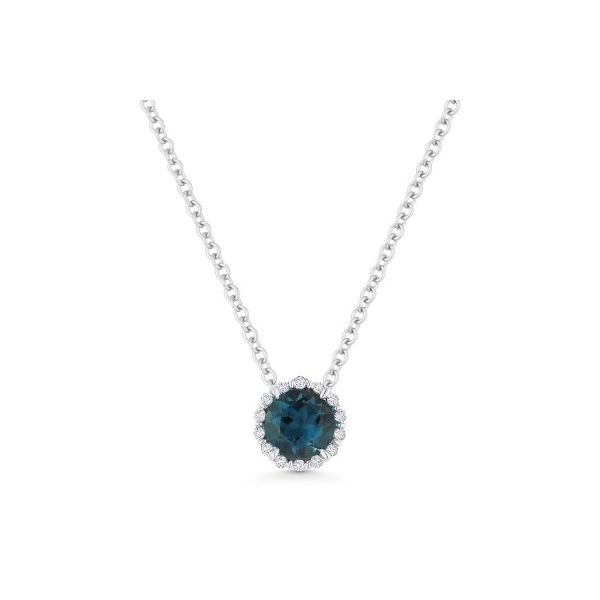 Birthstone Necklace Doland Jewelers, Inc. Dubuque, IA