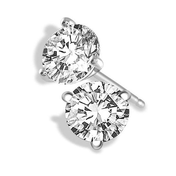 Diamond StudsDiamond Stud Earrings Doland Jewelers, Inc. Dubuque, IA